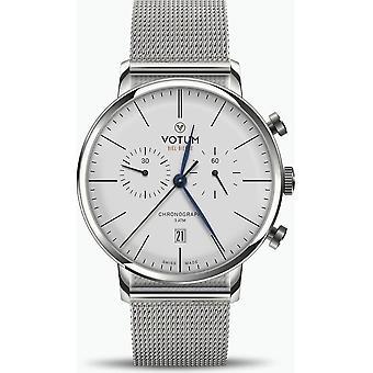Votum - Wristwatch - Men - Vintage Chronograph V10.10.10.91