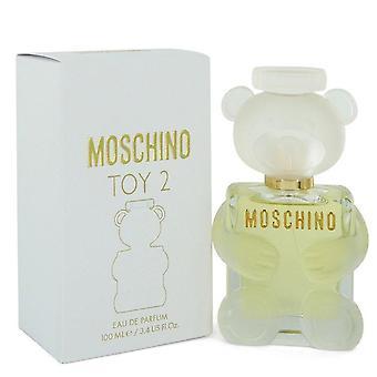 Moschino Toy 2 Eau De Parfum Spray By Moschino 3.4 oz Eau De Parfum Spray