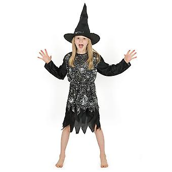 Toyrific Fancy Dress - heks Outfit kleine