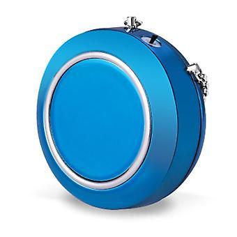 Portable low noise necklace air purifier freshener mini negative ion generator