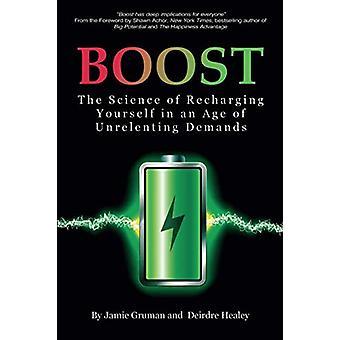 Boost - Tiede itsensä lataamisesta hellittämättömän De: n aikakaudella