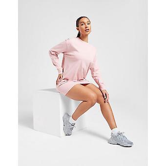 New Pink Soda Sport Women's Essentials Long Sleeve T-Shirt Dress from JD Outlet