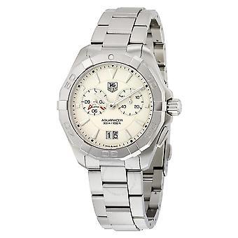 Tag Heuer Aquaracer Chronograph Silver Dial Men's Watch WAY111Y.BA0928
