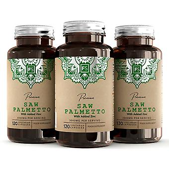 Visto Palmetto con zinco (3000mg) 120 Capsule