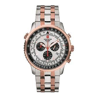 Swiss Alpine Military 7078.9152SAM Men's Watch Chronograph