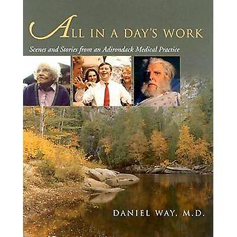 All in a Days Work by Daniel Way