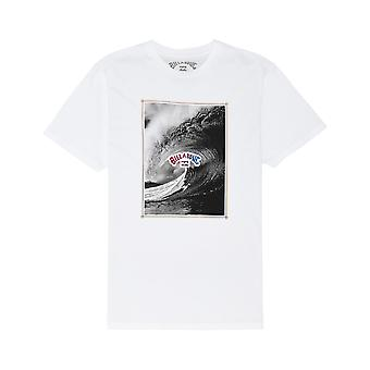 Billabong The Inside Short Sleeve T-Shirt in White
