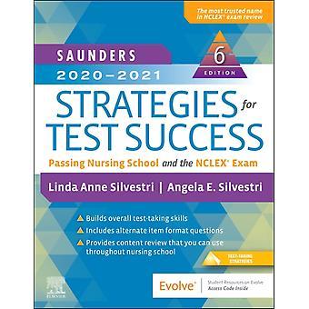 Saunders 20202021 Strategier för testframgång av Linda Anne Silvestri