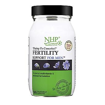 Natural Health Practice, Fertility Support for Men, 90 Capsules