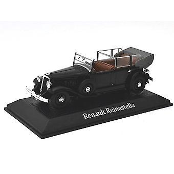 Renault Reinastella Convertible (Albert Lebrun-1938) Diecast model auto