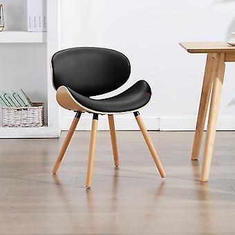 Luxuriöse Speisestühle für die Haushaltsmöbel Massivholz Apartment Stuhl