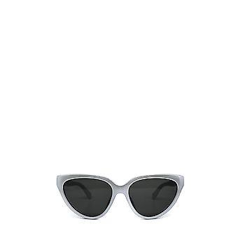Balenciaga BB0149S silver female sunglasses