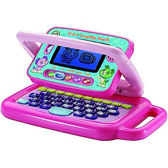 Leapfrog 2-in-1 LeapTop Touch Laptop pink