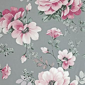 Arthouse Karina Floral Grey & Pink tapet