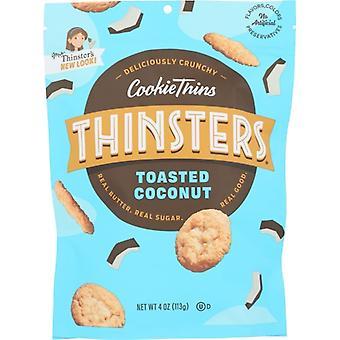 Thinsters Cookie Tenký kokos, puzdro 12 X 4 Oz