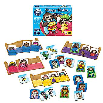 Orchard Toys Sleepy Sloths Creative Game Educational Learn Imaginative Memory