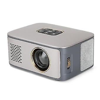 Multimedia projectors sd40 lcd projector led 1080p home theater 500 lumens 1000:1 contrast ratio with hd usb port