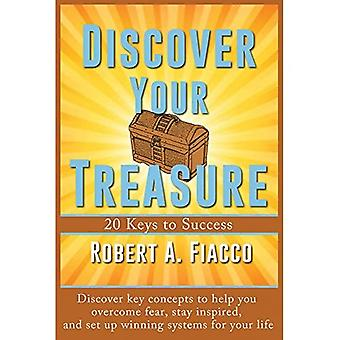 Discover Your Treasure: 20 Keys to Success (The Better Work and Life)