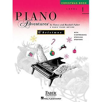 Piano Äventyr Julbok Nivå 1