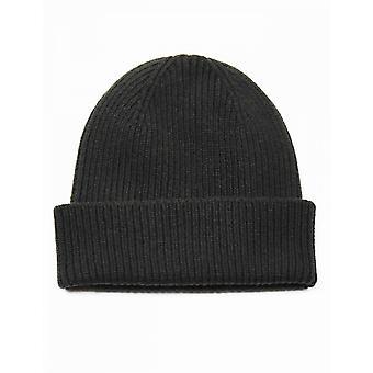 Colorful Standard Merino Wool Beanie Hat - Hunter Green