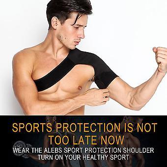Regulowany sport Shoulder Care Support Brace Jednostronny pasek na ramię