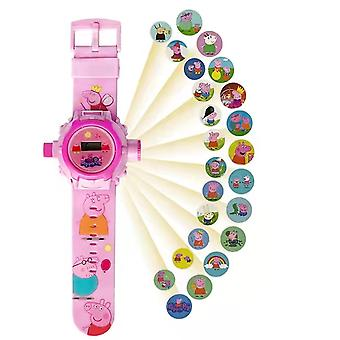 Paw Patrol Digital Watches 24 Style Children's Toys Projection Watch