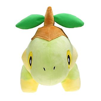 30cm Turtwig Plush Doll Soft Grass Seedling Turtle Animal Stuffed Toys X'mas Gift Birthday For Kids Child