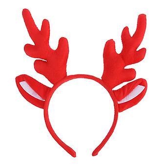 Ren Antler Hair Hoop Christmas Kids Headband Headwear pentru copii costum de Crăciun Party