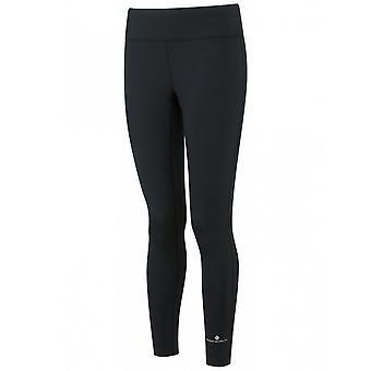 Ronhill Womens Running Tights - Powerlite Tyg med fickor - Lätt