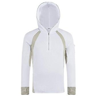 Quick Dry Breathable And Anti Uv Pullover For Hiking/climbing