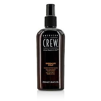 American Crew Men Grooming Spray (variable Hold Finishing Spray) - 250ml/8.4oz