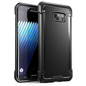 SUPCASE-Galaxy Note 7 Case-Unicorn Beetle Hybrid Case-Black/Blue