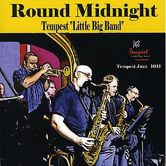 Tempest Little Big Band - Round Midnight [CD] USA import
