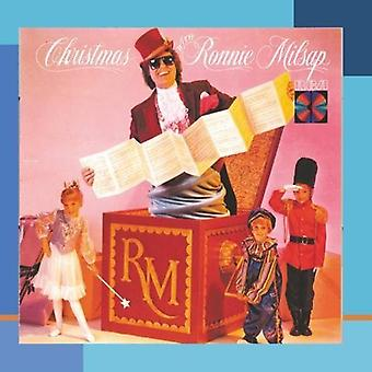 Ronnie Milsap - Christmas with Ronnie Milsap [CD] USA import