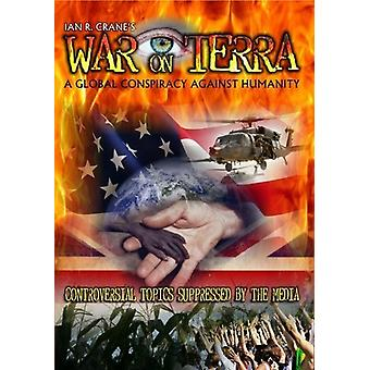 War on Terra-Global Conspiracy Against Humanity [DVD] USA import