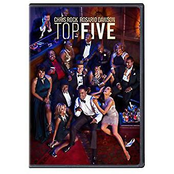 Top Five [DVD] USA import