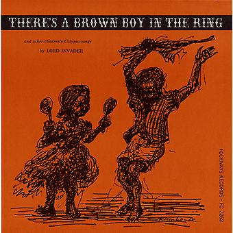 Lord Invader - There's a Brown Boy in the Ring & Other Children's [CD] USA import