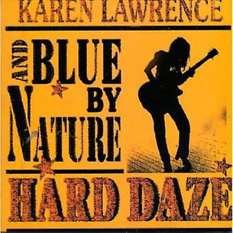 Blauw by Nature - harde Daze [CD] USA import