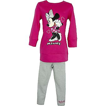 Disney Minnie Mouse TunicDress & Leggings impostare NH6104. I06