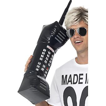 Κινητό τηλέφωνο διογκώσιμο τεράστιο φουσκωτό τηλέφωνο κινητό τηλέφωνο ρετρό