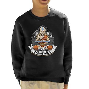 Spirituele retraite Avatar The Last Airbender Kid's Sweatshirt