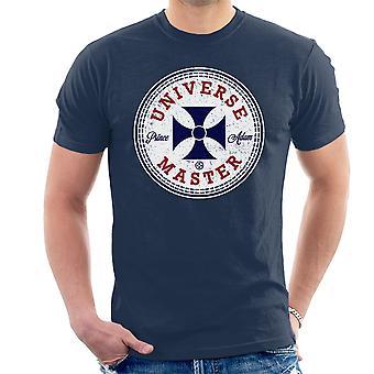 Camiseta Príncipe Adam Master del universo Man hombres