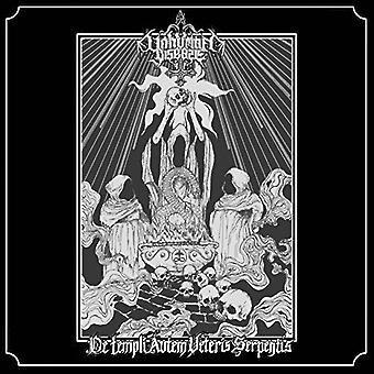 Unhuman Disease - De Templi Autem Veteris Serpentis [CD] USA import