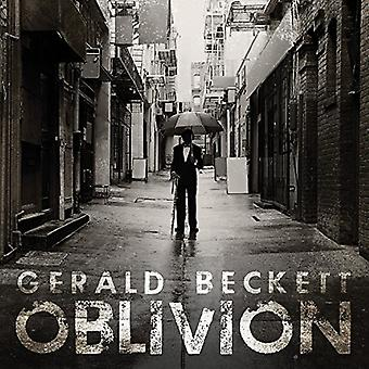 Gerald Beckett - Oblivion [CD] USA import