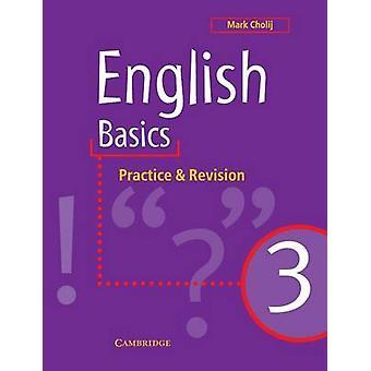 English Basics 3 by Mark Cholij