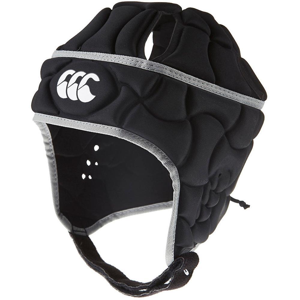Canterbury Klub Plus Kopfschutz Guard Schwarz