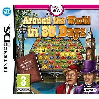 Around The World in 80 Days (Nintendo DS) - New