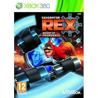 Generator Rex Agent of Providence (Xbox 360) - New