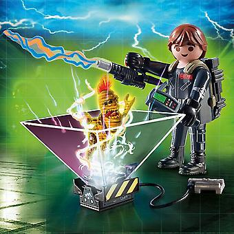 Playmobil 9347 Ghostbusters II Ghostbuster Peter Venkman