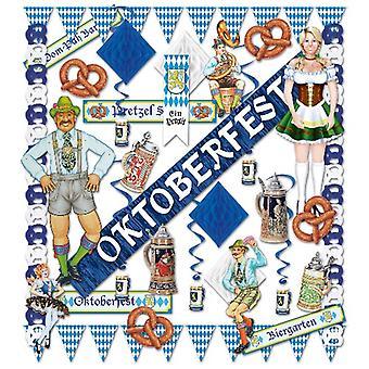 Décoration de l'Oktoberfest Pack - luxe